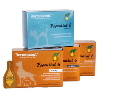 Dermoscent Essential 6 Spot-On for Dogs and cats