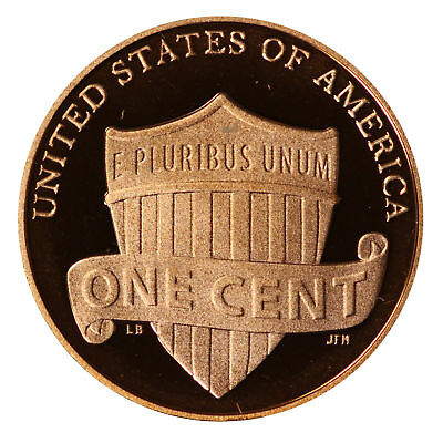 2010 -S Lincoln Shield Cent Gem Proof Single Coin