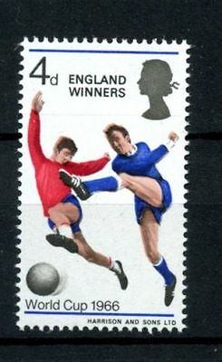 SG700 1966 ENGLAND WINNERS Unmounted Mint