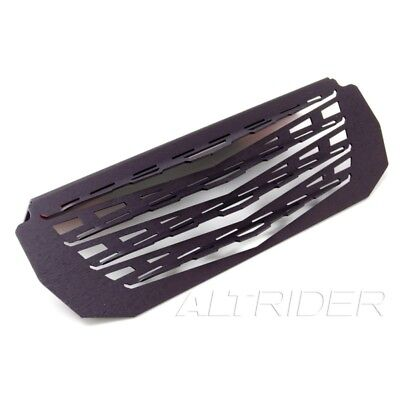 AltRider Oil Cooler Guard for the BMW R1200GS (2003-2012) - Black