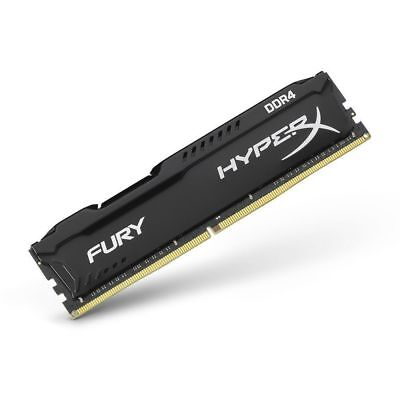 8GB DDR4 2400MHz For Kingston HyperX FURY CL15 1.2V 19200 DIMM Desktop Memory 01