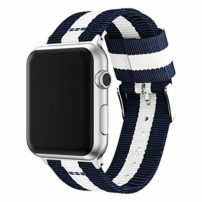 Wrist Brace Strap For Apple Watch Leather Band Gucci Pattern 42mm