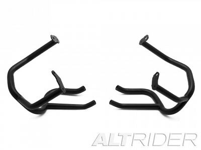 AltRider Crash Bars for the BMW R1200GS Water Cooled (2013) - Black