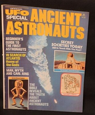 Official UFO Special Ancient Astronauts 1975 Winter Carl Jung