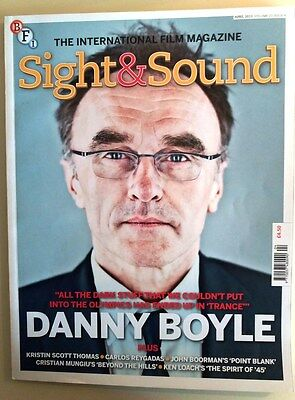 Sight & Sound, April 2013, Vol 23, Issue 4 - Danny Boyle