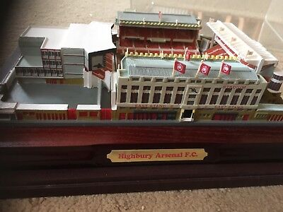 Arsenal. Highbury Football Stadium Replica (arsenal Fc)
