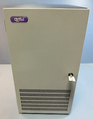 OcTel Telephone System Cabinet w/ Power Supply and Cards