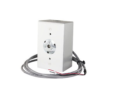 Replacement Drive Thru Microphone Cartridge With Junction Box