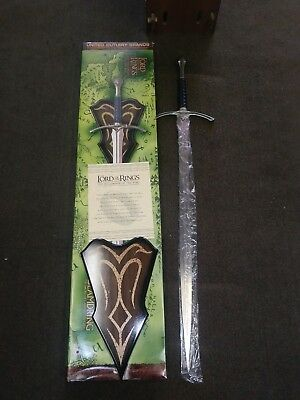 United Cutlery LOTR Lord of The Rings Glamdring Sword of Gandalf the Grey UC1265