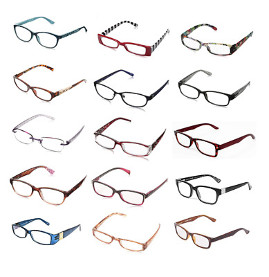 c2a289770ebf Foster Grant Women s Reading Glasses Pick 20 Styles Quality Readers N Free  Gift