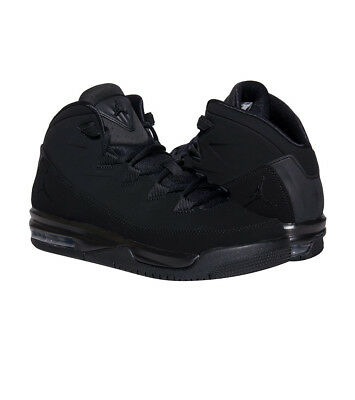 58a03664d208 Air Jordan Air Deluxe Youth 807718-010 Retro Black Grade School Boys Girls
