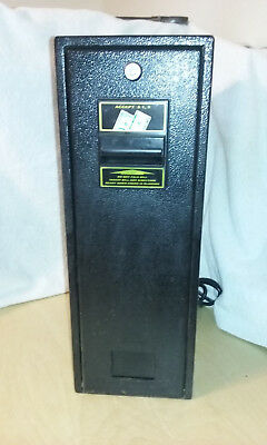 VM-010 $1 and $5 Bill Changer,  Complete Working Unit with keys and nickel tube
