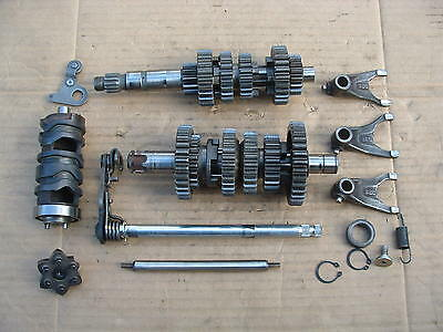 Yamaha Yzf R15 2011 Mod Gearbox Parts Good Condition