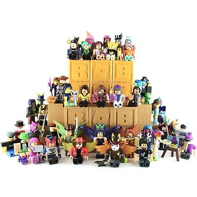 ROBLOX Action Figure Series 1 Celebrity Pack | Virtual Item Code | Clearance