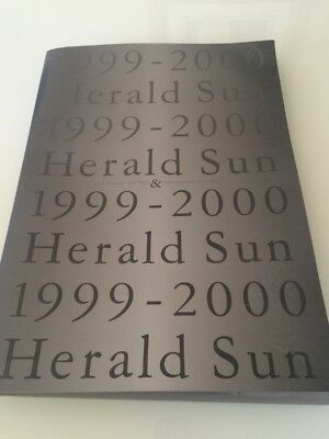 Herald Sun Collectable Newspapers  1999 - 2000 last & first - century New Folder
