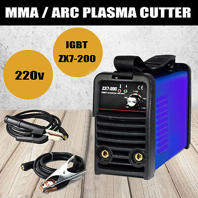 Hight Quality ZX7-200 Welding Machine IGBT DC Inverter MMA Welder 220V
