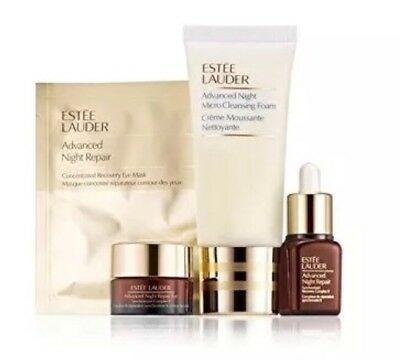 Estee Lauder limited edition repair and renew Wake Up To Radiant Skin Set🌹NWB!