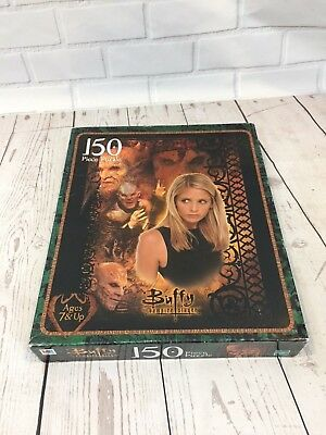 Buffy the Vampire Slayer 150 Piece Puzzle 12 1/2 X 15 In.First Demon NEW/Sealed