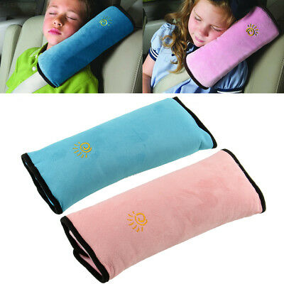 5423 Child Kid Car Seatbelt Shoulder Safty Pad Cover Sleeping Pillow Cushion