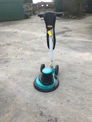 "Truvox Orbis 17"" - 110 Volt - Floor Polisher - Reconditioned - Cleaned Up"