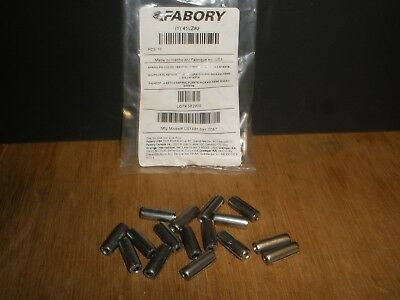 """5/16"""" X 7/8"""" Coiled Spring Pin 420 Stainless Steel USA made (Qty.16)"""