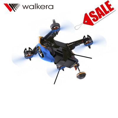 Walkera F210 3D FPV Drone 5.8G/BNF/camera (No TX,Battery,Charger)-Open box