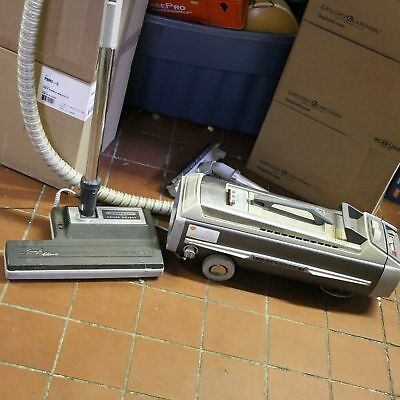 Electrolux Model 1505 Silverado Automatic Control Canister Vacuum Cleaner GREAT