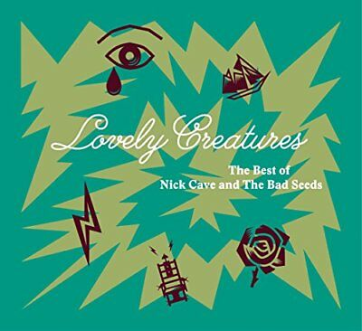 Nick Cave & The Bad Seeds - Lovely Creatures - The Best Of / Greatest Hits rem.