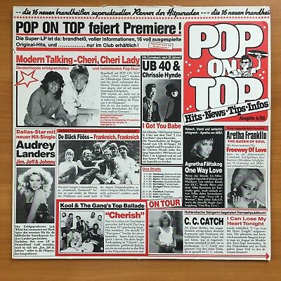 Pop On Top - Lp