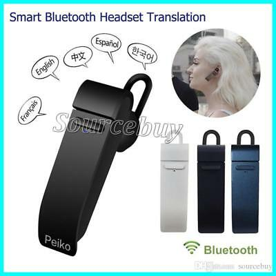 Easy Smart Translator Bluetooth 16 Language For Learning Travel Shopping