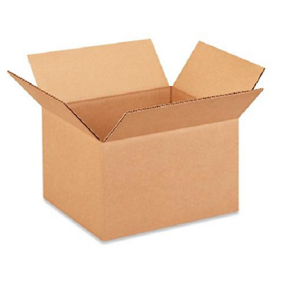 25 10x8x6 Cardboard Paper Boxes Mailing Packing Shipping Box Corrugated Carton