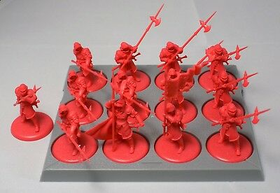 Lannister Halberdiers 13 Miniaturen A Song of Ice and Fire Game of Thrones