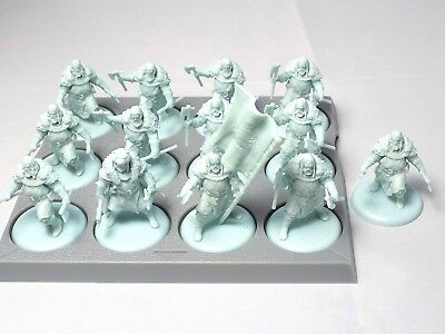 Umber Berserkers 13 Miniaturen A Song of Ice and Fire Game of Thrones Tabletop