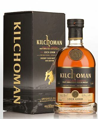 2018 Kilchoman Loch Gorm Sherry Cask Matured Single Malt Scotch Whisky (700ml)