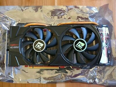 POWERCOLOR RADEON HD 6950 2GB 256 bit HDCP GDDR5