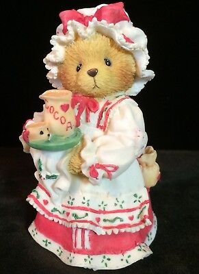 Cherished Teddies Holly #141119 - A Cup Of Homemade Love