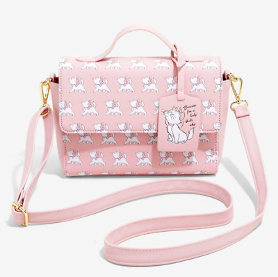 Brand New Disney X Loungefly The Aristocats Marie I'm A Lady Crossbody