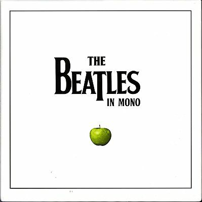 "The Beatles ""Complete Mono Recordings"" Remastered 13 CD In Mono White Box Set"