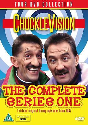 CHUCKLEVISION - The Complete Series Season 1 One Chuckle Brothers Barry DVD NEW