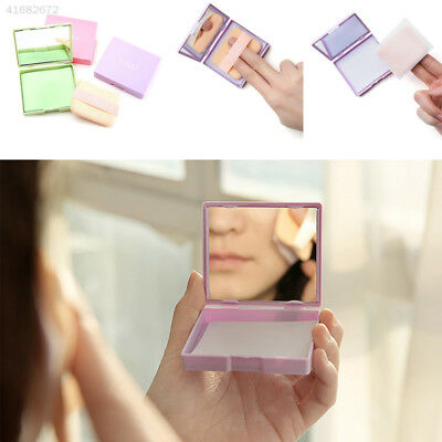 E2CA 80Sheets Oil absorbing sheets Blotting paper Tool Oil control With puff