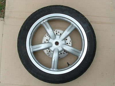 Aprilia Scarabeo 200 2015 Model Rear Wheel