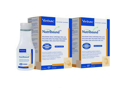 Virbac Nutribound Dogs and cats Oral Solution Appetible 3 x 150 ml (450 ml)