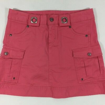 Athleta KickIt Cargo Skirt, Dusty Pink, Casual and Cool, Sz 16, A-line NWOT