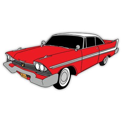 Christine | Plymouth Fury Limited Edition Collectible Pin