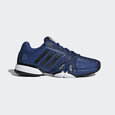 save off 02322 c5725 Adidas Novak Pro CM7771 Men Tennis Shoes Novak Djokovic BlueBlack-White