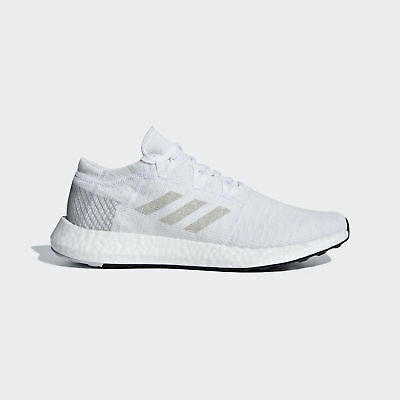 f056735008c80 ADIDAS PUREBOOST GO LTD Black White Carbon Men Running Shoes ...