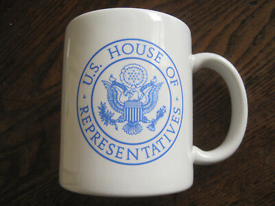 US House of Representatives Congress Mug-MADE IN USA