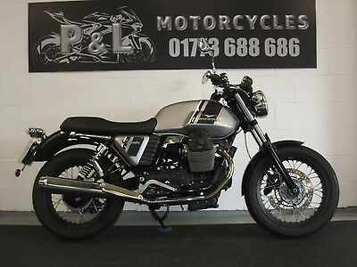 Moto Guzzi V7 Special- Beautiful Blemish Free Super Low Miles Only 4479 From New
