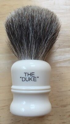 Simpsons Duke 2 Badger Shave Brush