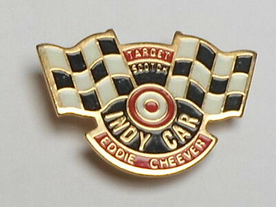 pin's course AUTO - INDY CAR - pilote EDDIE CHEEVER -